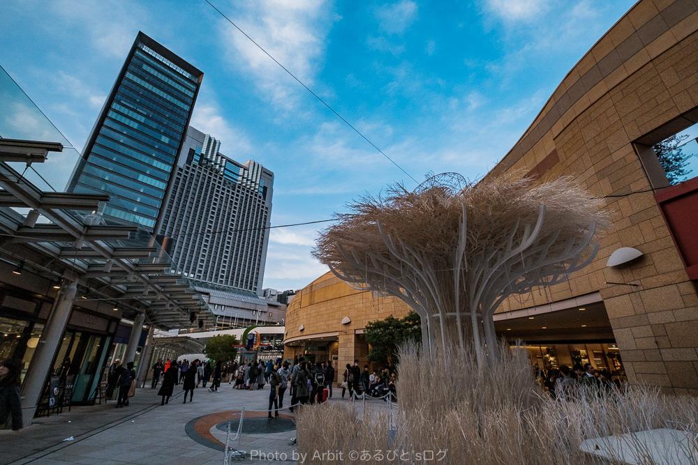 XF10-24で撮った大阪市内の写真です
