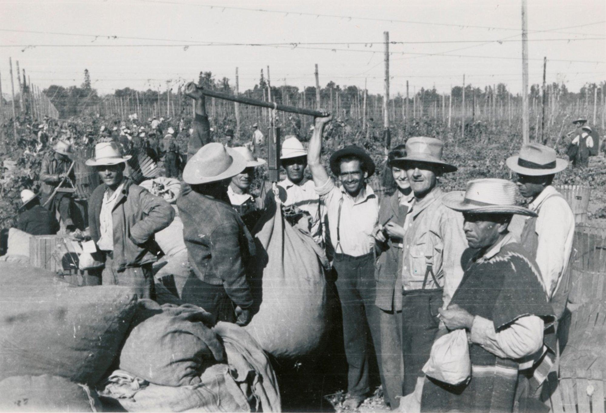 Oregon, 1930s