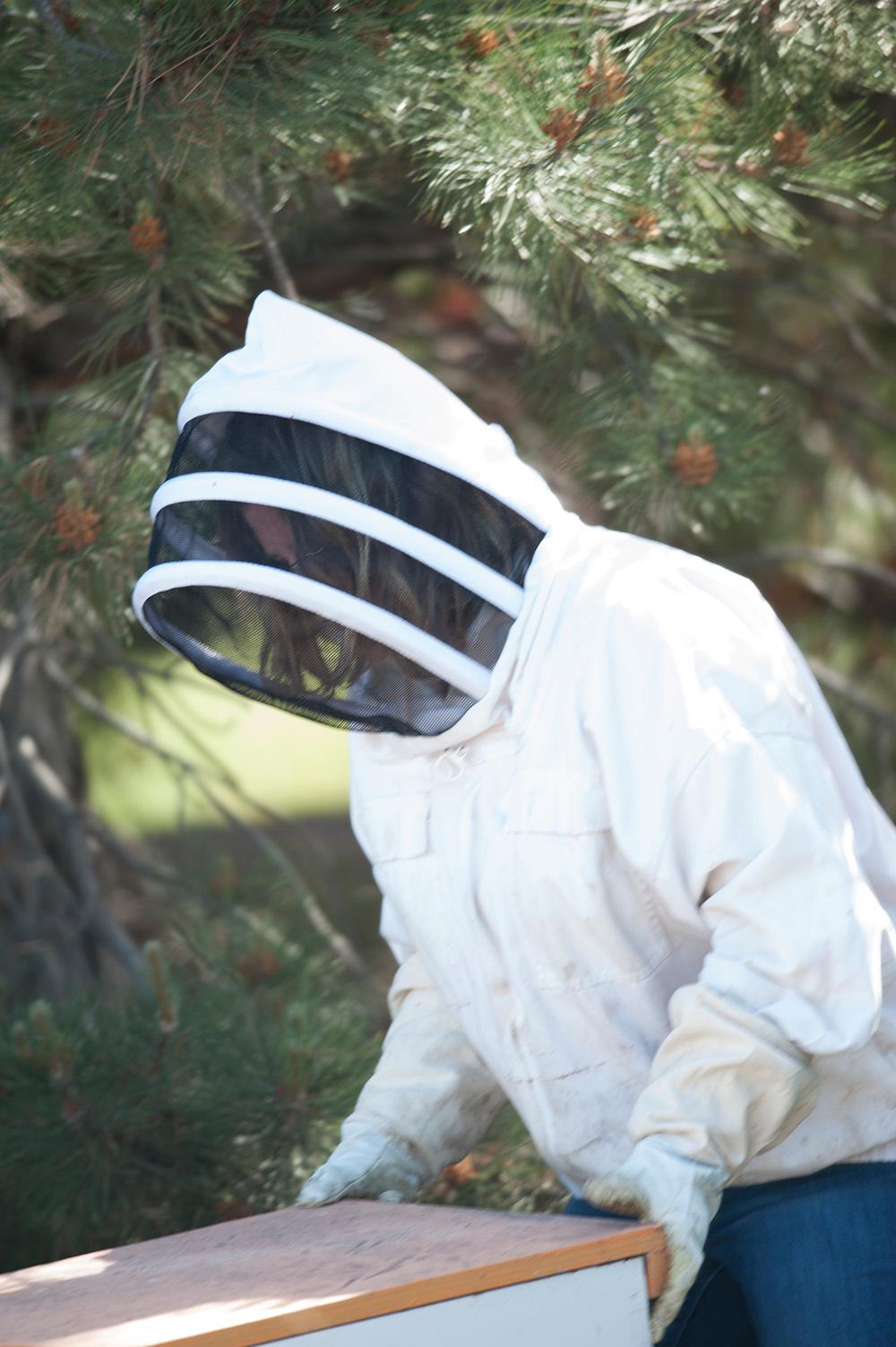 protective beekeeping clothing