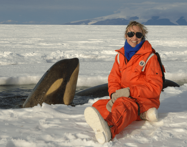 Profiles of Progress: Meet Lisa Ballance, Director of OSU's Marine Mammal Institute