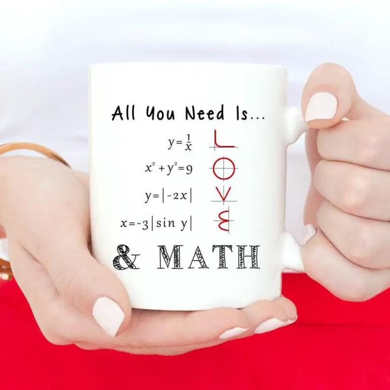 Tasse maths