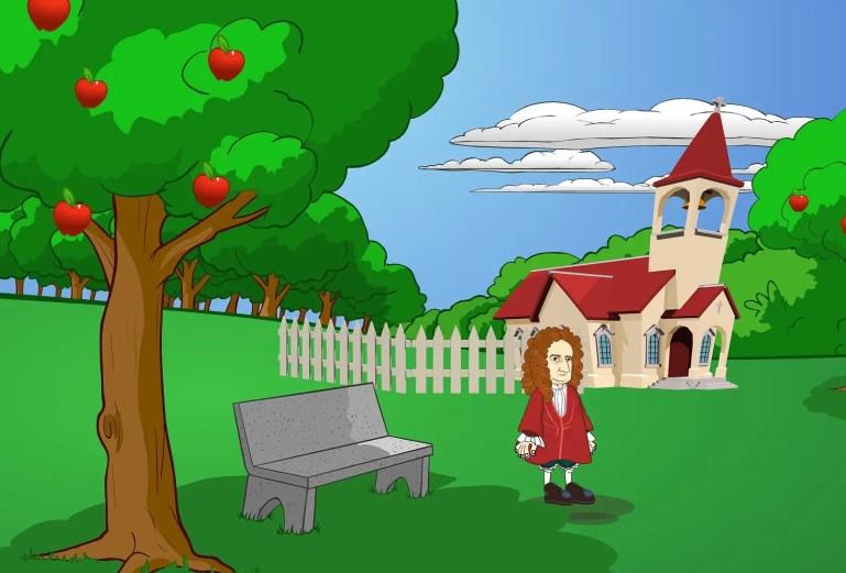 Pomme de Newton