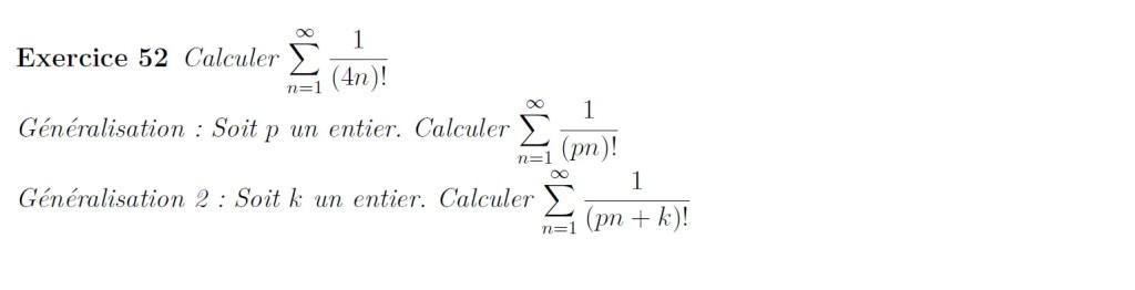 Exponentielle cachée