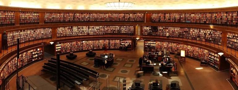 Bibliothèque maths