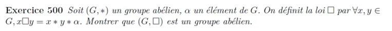 Groupe abélien