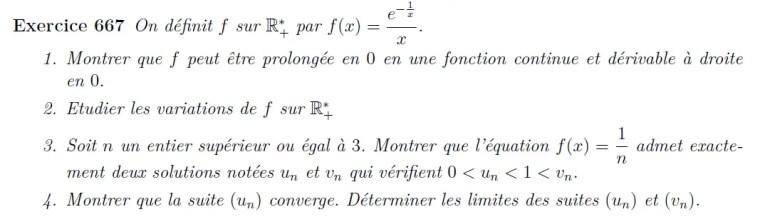 Limite et continuité ECS