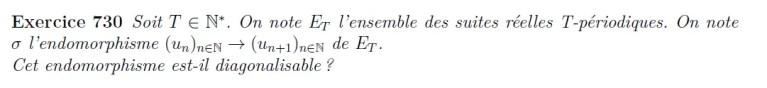 Endomorphisme diagonalisable