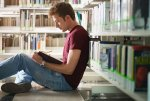 studeren jongen