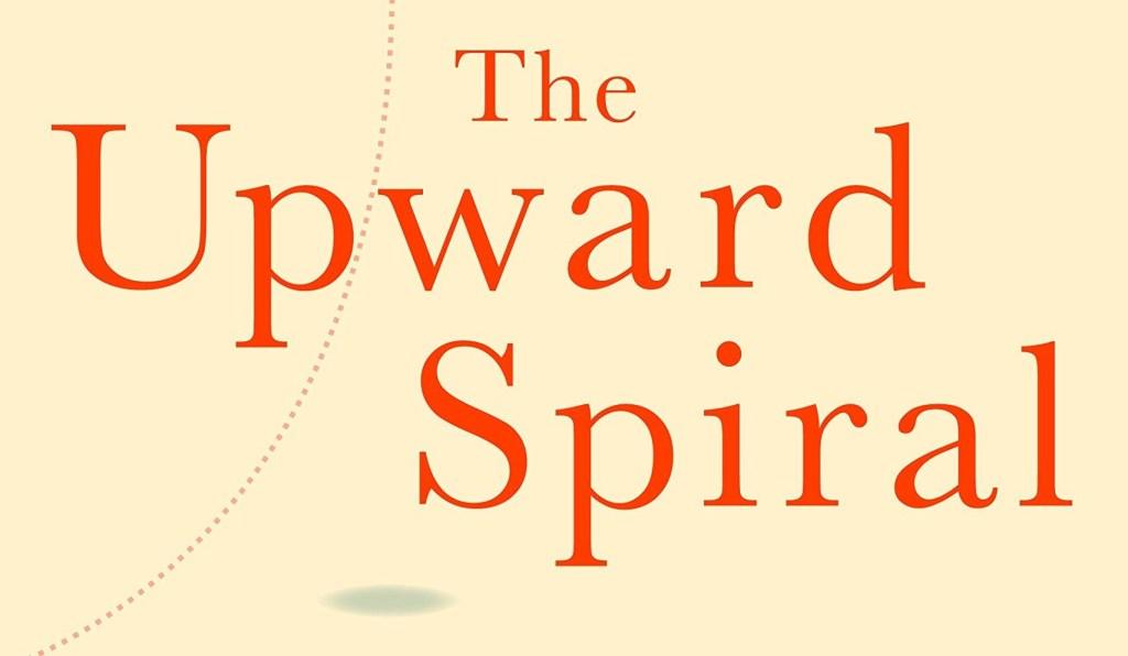 The upward spiral: stap voor stap van je depressie af