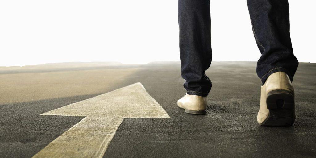 Voordelen van het zetten van een kleine stap vooruit