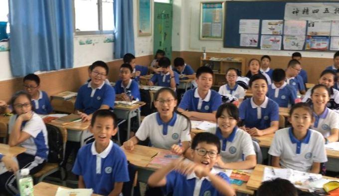 Autonomie-ondersteunend lesgeven in Chinese scholen