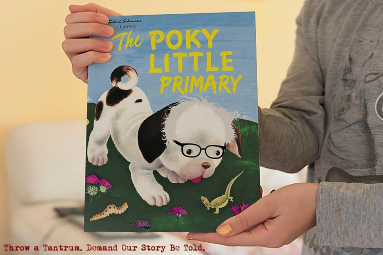 pokey little primary