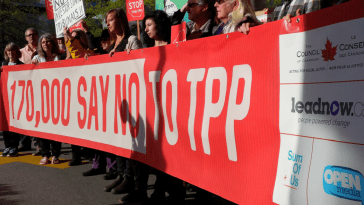 TPP hearings in Vancouver