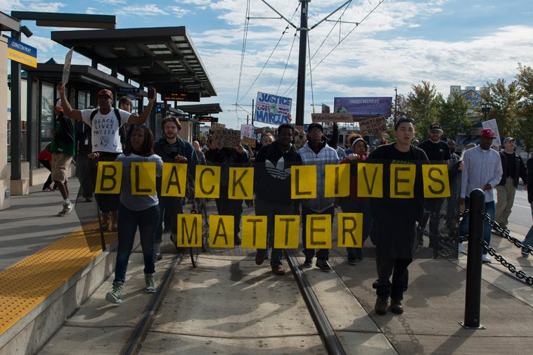 Leaked DCCC memo discusses Black Lives Matter