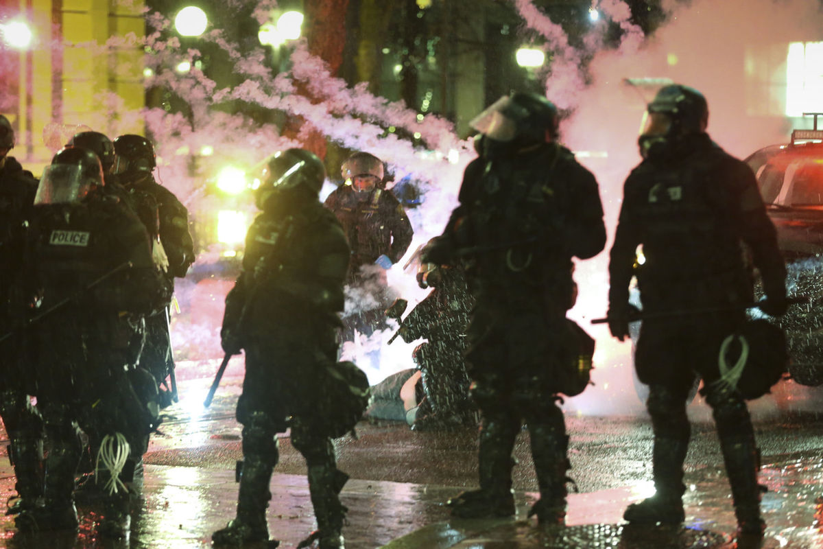 Peaceful Protests and the Messy Truth of Militarized Police