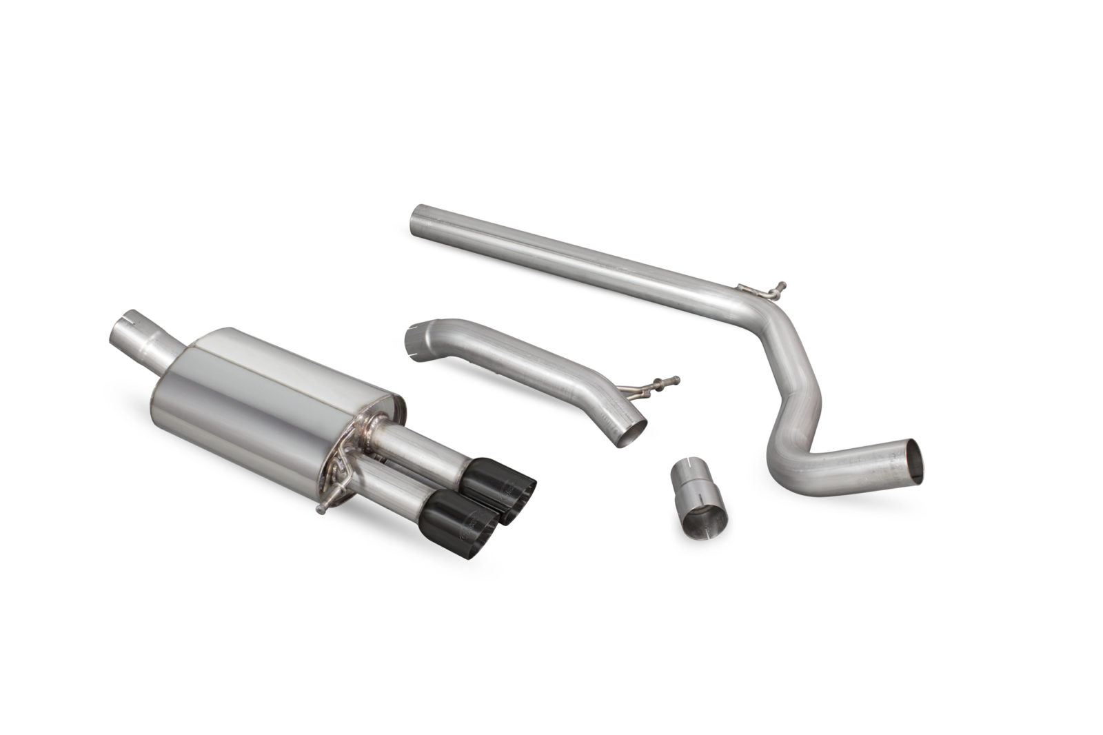 Scorpion Volkswagen Polo Gti 1 8t 9n3 Non Resonated Cat Back System
