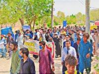 جامشورو: سندھ یونیورسٹی جامشورو میں پروگریسو یوتھ الائنس کی جانب سے شاندار سٹوڈنٹ ریلی کا انعقاد