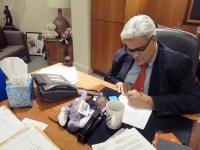 W.Ken Martinez, WH Conf Call