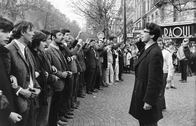 Risultati immagini per 13 maggio '68 a parigi