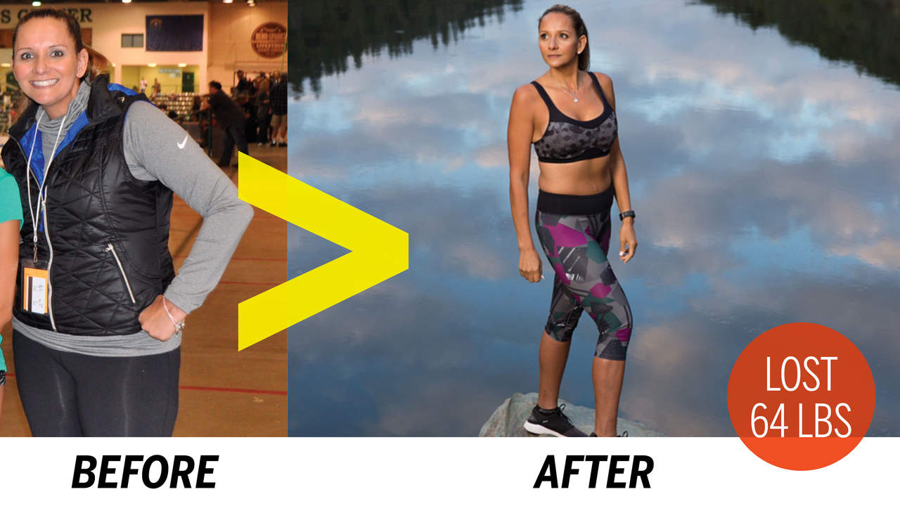 How Former Athlete Karen Jackson Lost 64 Lbs.—and Got Her Strong Body Back