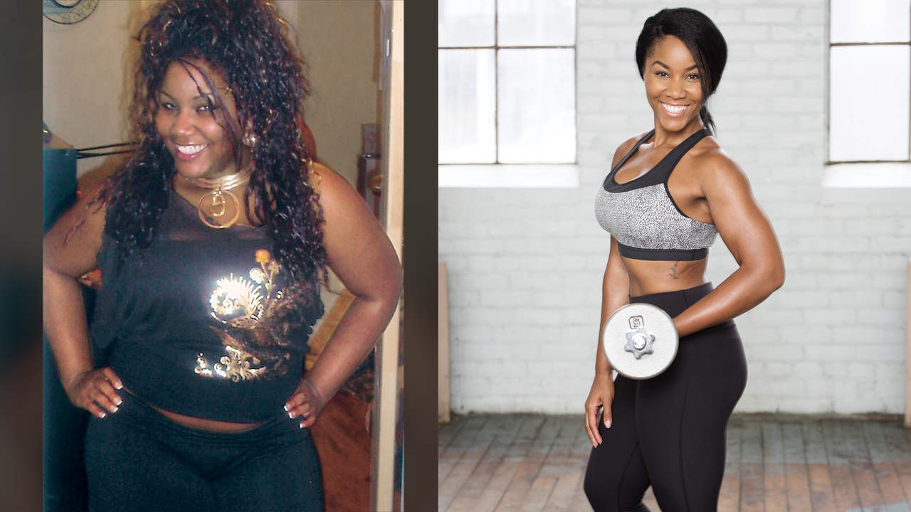 The Simple Strategy That Helped This Instagram Star Shed 83 Pounds