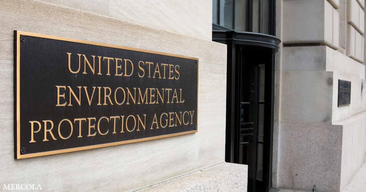 EPA Blocks Warning on Glyphosate