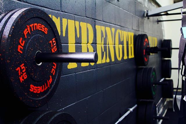 Strength sport