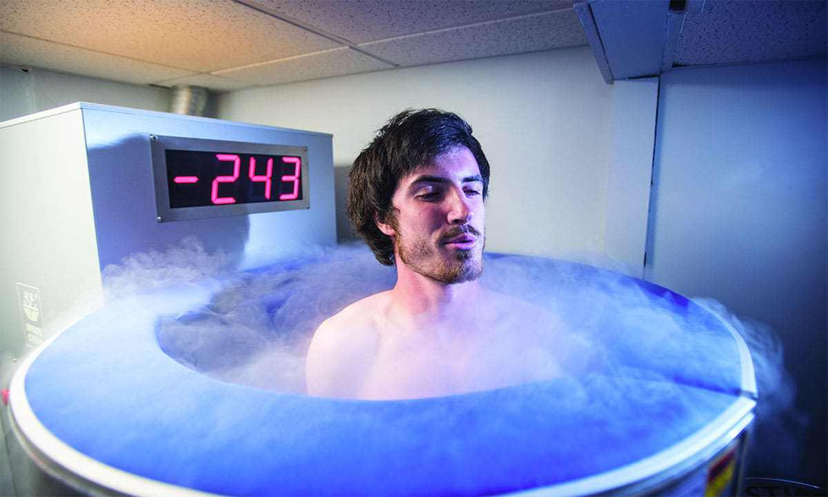 cryotherapy health