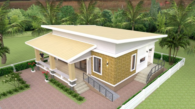 Home Design Plans 10x10 Meter 33x33 Feet 4