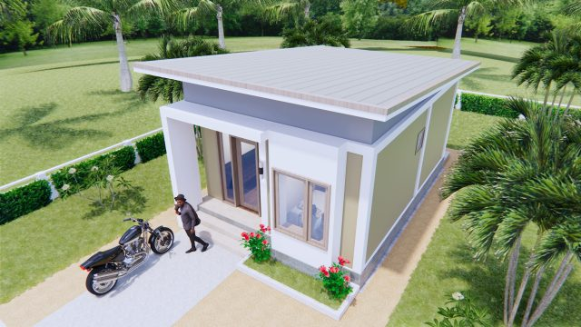 Design My House 5x7 Meters 16x23 Feet 4
