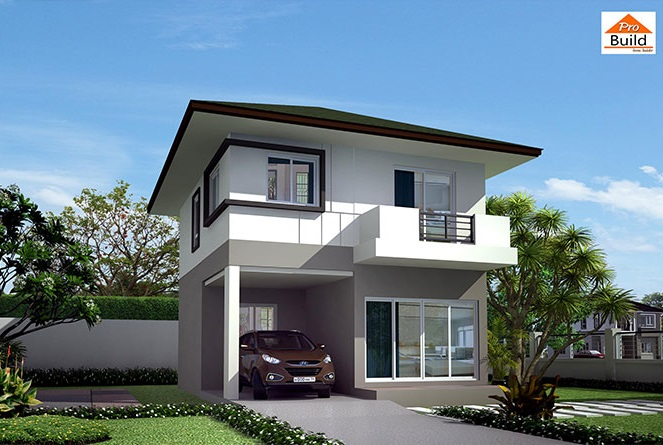 House Plans 6.5x8 with 3 Beds