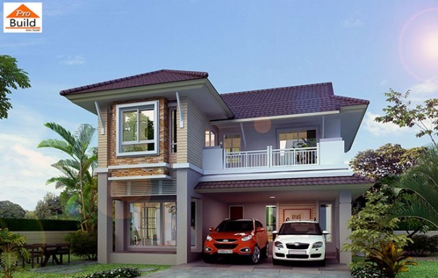 House Plans 9x10.2 with 3 Beds