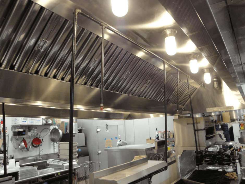 kitchen exhaust system cleaning central tx