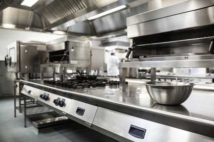 Commercial Kitchen Hood Cleaning Central Texas