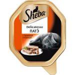 Баночка корма Sheba