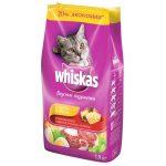 Упаковка корма Whiskas
