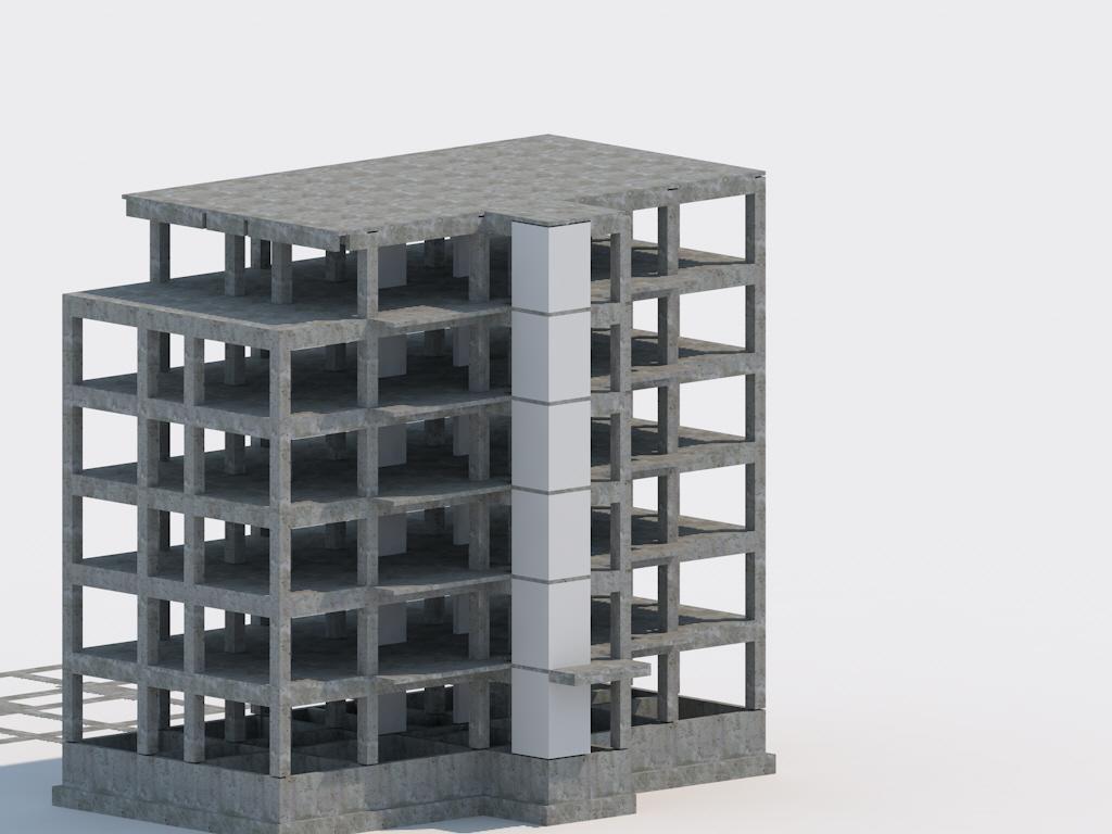 Proiect bloc locuinte