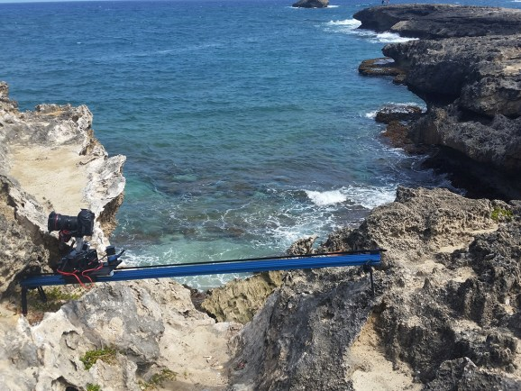 LAIE POINT MOTION SLIDER OVER GAP