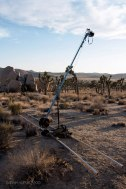 EARLY JIB SYSTEM - JOSHUA TREE CA