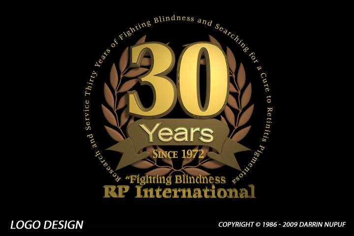 RPI 30 Year Logo