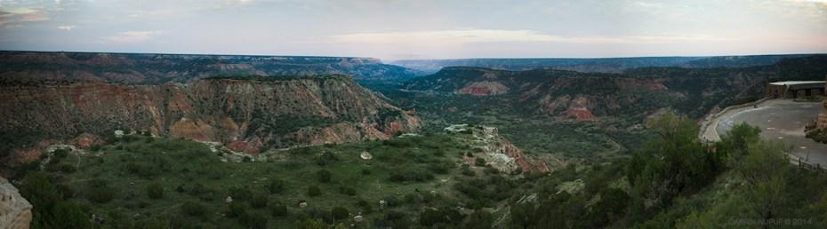 Palo Duro Canyon,  AMARILLO TX
