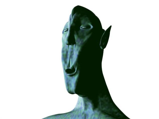 Zark - Abbot Character
