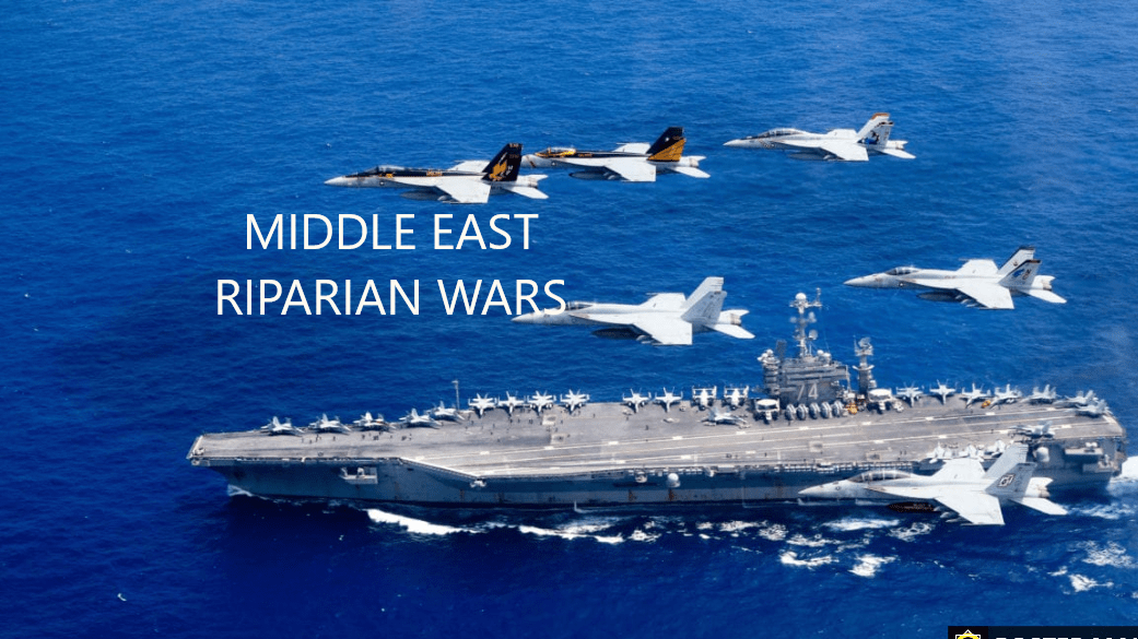 MIDDLE EAST GEOPOLITICS IN THE LIGHT OF RIPARIAN RIGHTS