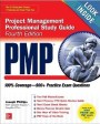 PMP Study Guide 4th Edition book cover