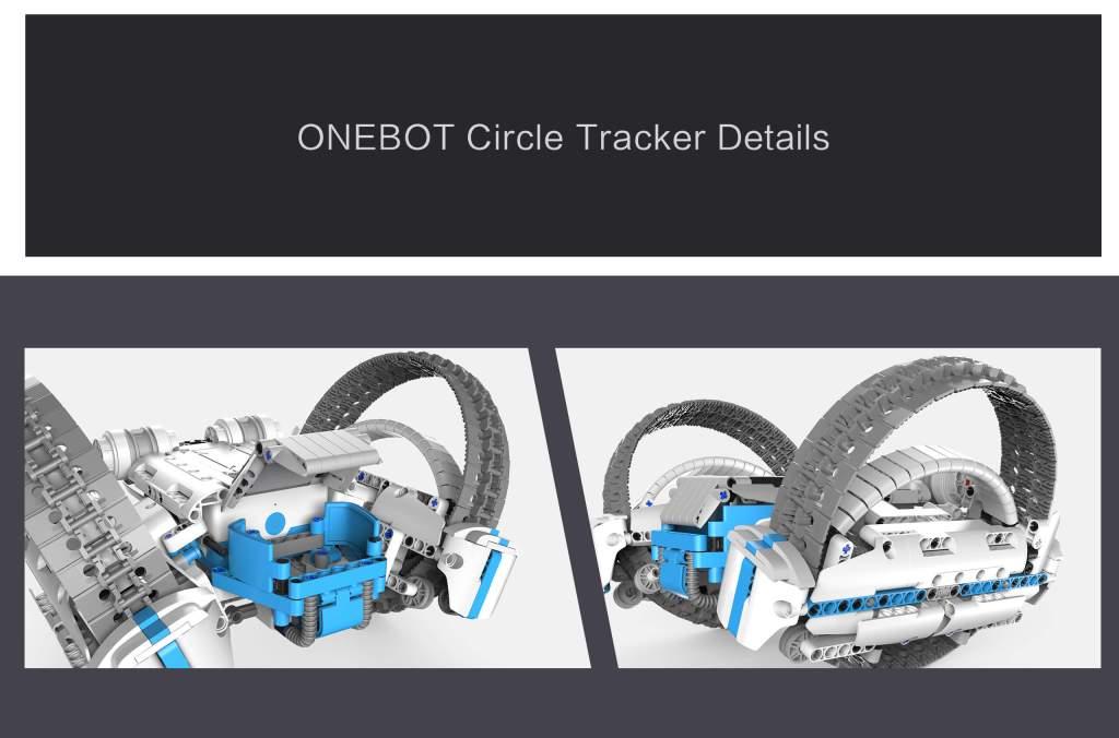 ONEBOT Circle Tracker