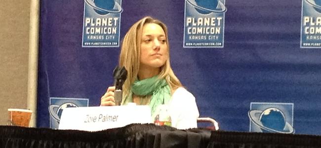 Zoie Palmer Panel 1