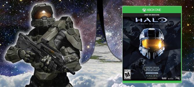 Ten Holiday Video Games Halo MCC