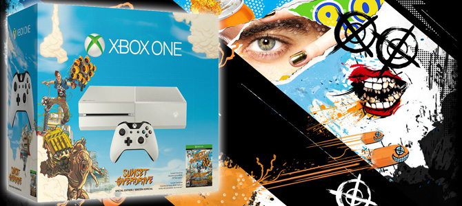 Ten Holiday Video Games Xbox One Sunset Overdrive