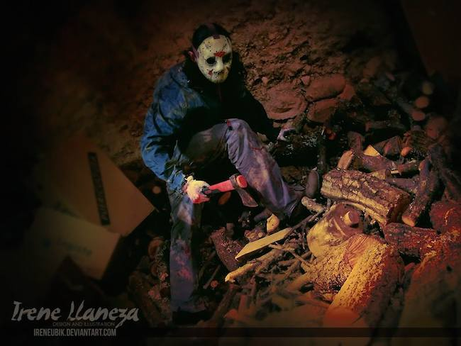 rbl3d Jason Cosplay Collection