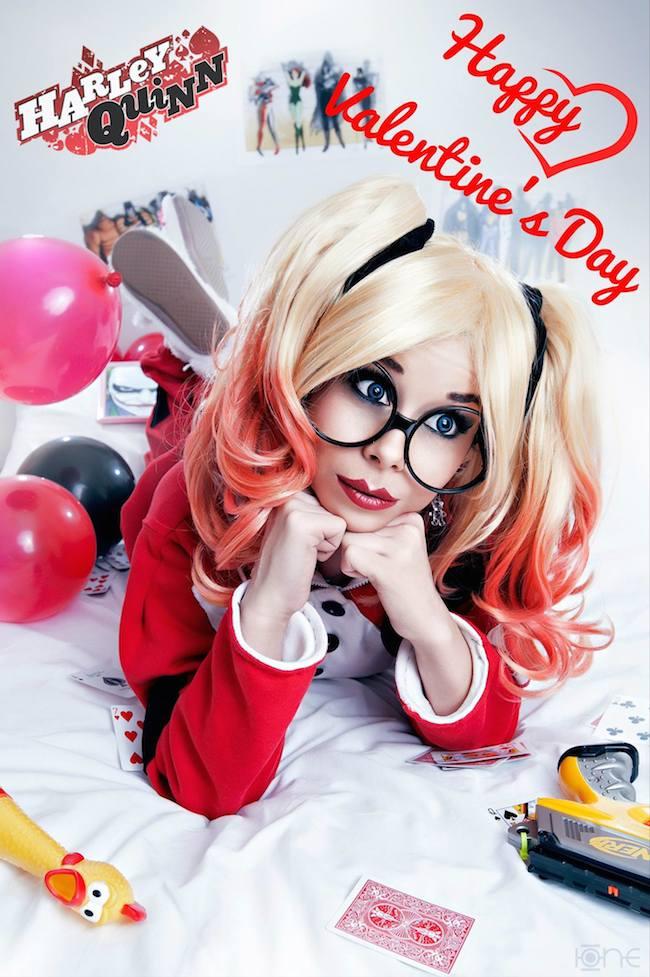 aa126b79137b Slumber Party Harley Quinn Cosplay